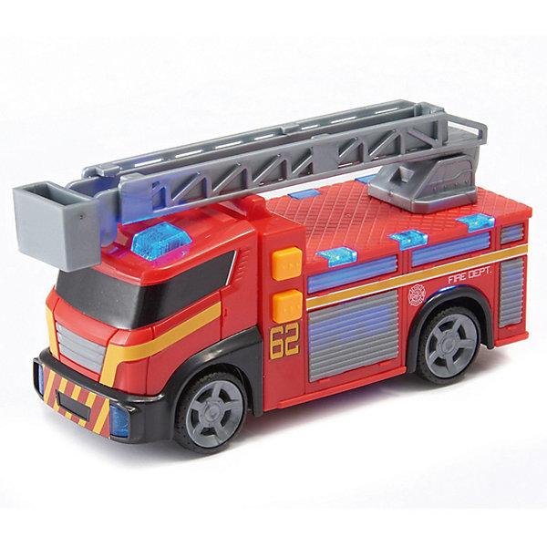 HTI Машинка HTI Roadsterz Пожарная машина, 15 см надувной гидроцикл hti 89х78х37 см