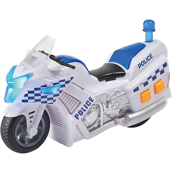 Полицейский мотоцикл HTI