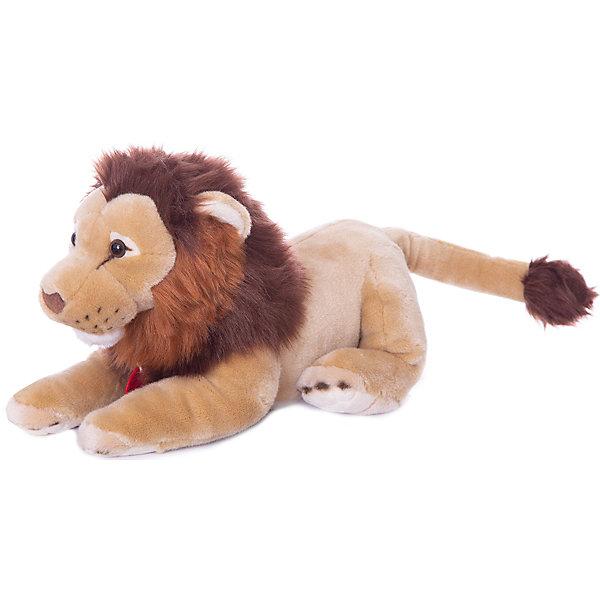 Trudi Мягкая игрушка Trudi Лев Нарцис, 38 см trudi мягкая игрушка trudi рыжий заяц роберт 36см