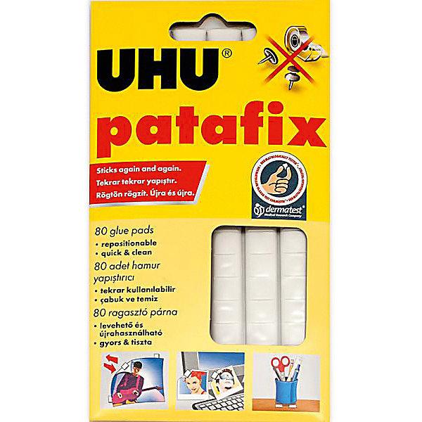 UHU Клеящие подушечки UHU клей универсальный uhu 35мл аллесклебер 40281