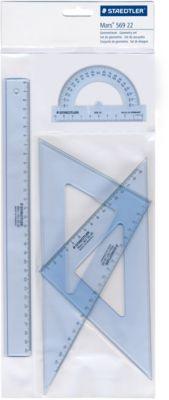 Набор для геометрии Staedtler «Mars», 4 предмета, артикул:8422156 - Чертежные принадлежности