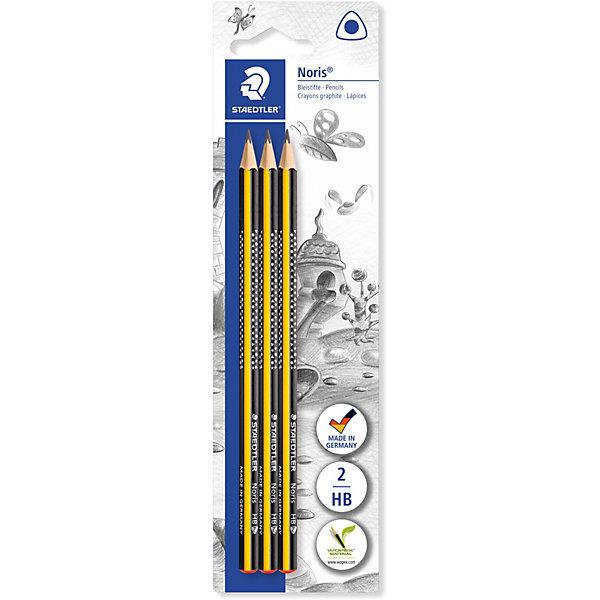 Staedtler Набор чернографитовых карандашей «Noris» HB