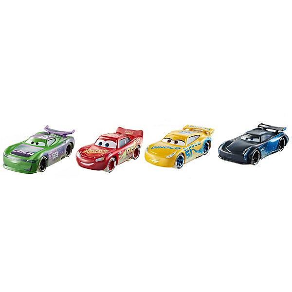 Cars® Набор из 4-х Тачек из серии