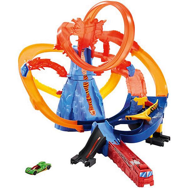 """Mattel Hot Wheels® Игровой набор """"Вулкан"""""""