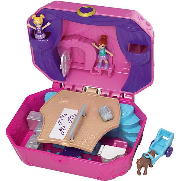Mattel Игровой набор Polly Pocket, Звезда танцпола