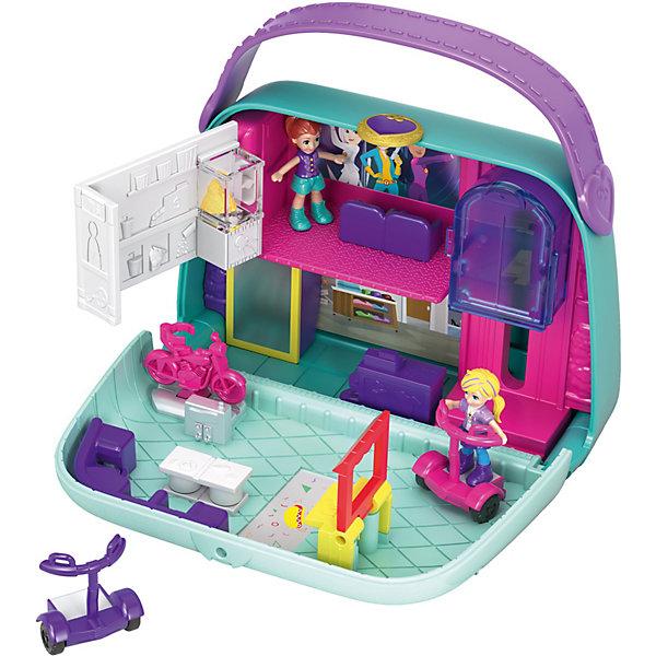 Mattel Игровой набор Polly Pocket, Торговый центр