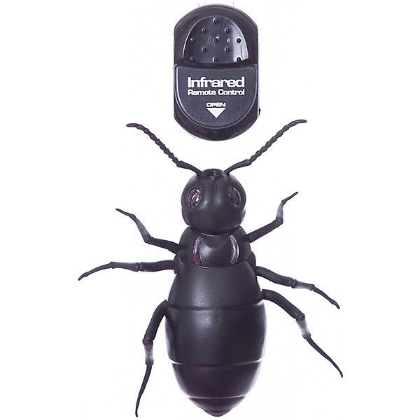 Купить 1toy, Робо-муравей на ИК управлении, свет эффекты, 23, 3*16, 5*5, 2, Китай, разноцветный, Унисекс
