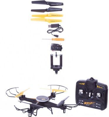 Квадрокоптер 1toy  Gyro-Discovery FPV , 43 см, артикул:8422721 - Радиоуправляемые игрушки