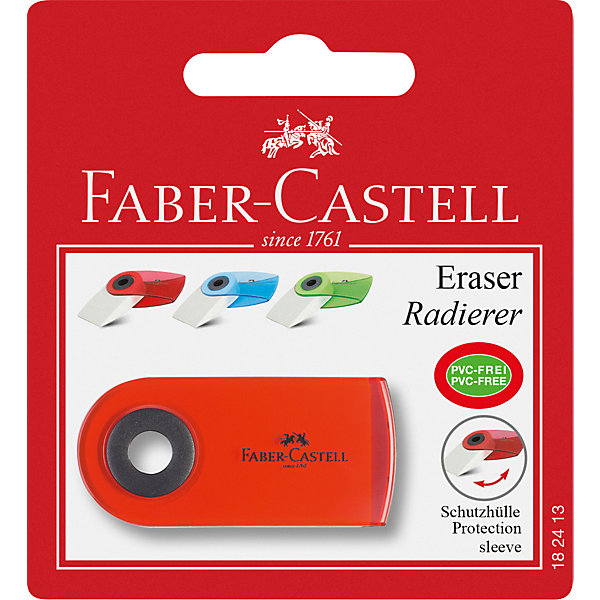 Faber-Castell Ластик «Sleeve mini», 1 шт