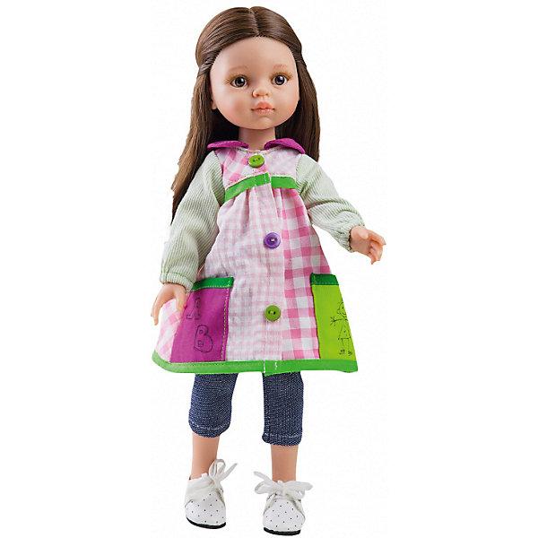 Купить Кукла Paola Reina Кэрол воспитательница , 32 см, Испания, Унисекс