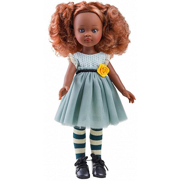 Paola Reina Кукла Paola Reina Нора, 32 см paola reina кукла кэрол 32 см paola reina