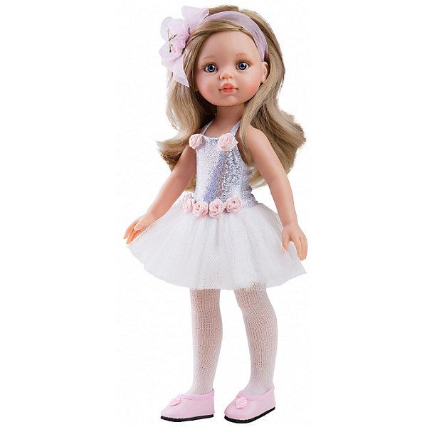 Paola Reina Кукла Карла балерина, 32 см