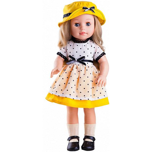 Paola Reina Кукла Paola Reina Эмма, 42 см paola reina кукла вики 47 см paola reina