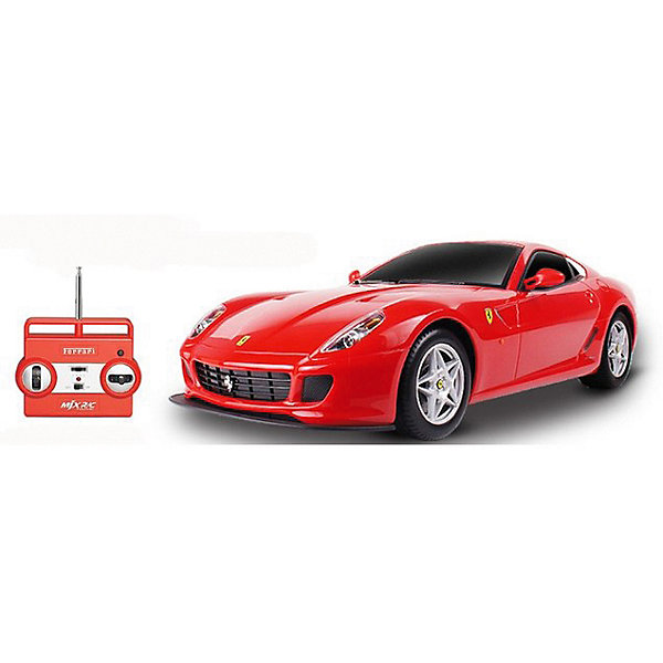 MJX Радиоуправляемая машинка MJX Ferrari 599 GTB Fiorano 1:20 3pcs 7 4v 1500mah lithium battery and usb plug charger 3 in 1 cable for dh9053 9101 mjx f45 9118 rc helicopter parts 18650