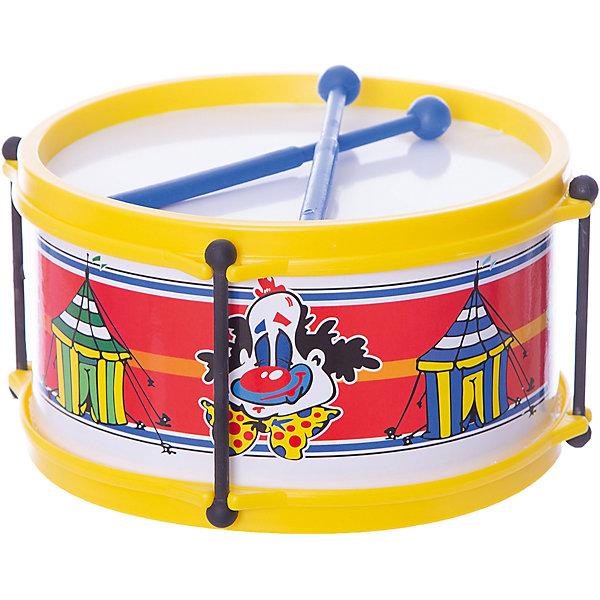 Dohany Барабан большой Dohany детский музыкальный инструмент onlitop барабан 679155