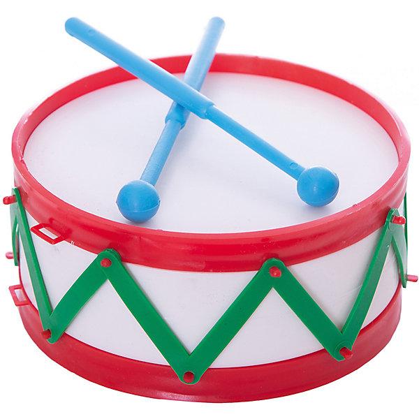 Барабан малый DohanyБарабаны<br>Характеристики:<br><br>• возраст: от 3 лет;<br>• цвет: красный;<br>• материал: пластик;<br>• вес: 150 гр;<br>• размер: 15x15х10 см;<br>• страна бренда: Венгрия;<br>• бренд:  DOHANY.<br><br>Барабан малый DOHANY - представляет собой детский музыкальный инструмент, при помощи которого ребенок может издавать характерные звуки. Дети очень любят такие эффекты: им интересно стучать, греметь, дополнять свои подвижные игры шумовым сопровождением. Также можно вырабатывать ритм и развивать слух, если ребенок занимается музыкой. Звук, который издает данный инструмент, имитирует настоящий. <br><br>Барабан малый DOHANY можно купить в нашем интернет-магазине.<br>Ширина мм: 150; Глубина мм: 150; Высота мм: 100; Вес г: 150; Цвет: красный; Возраст от месяцев: 36; Возраст до месяцев: 2147483647; Пол: Унисекс; Возраст: Детский; SKU: 8430928;