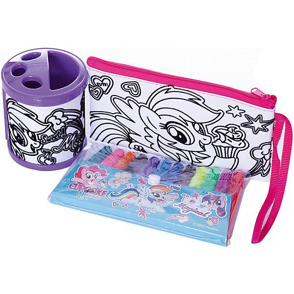 Купить Набор для росписи сумки Centrum «My Little Pony», Китай, разноцветный, Женский