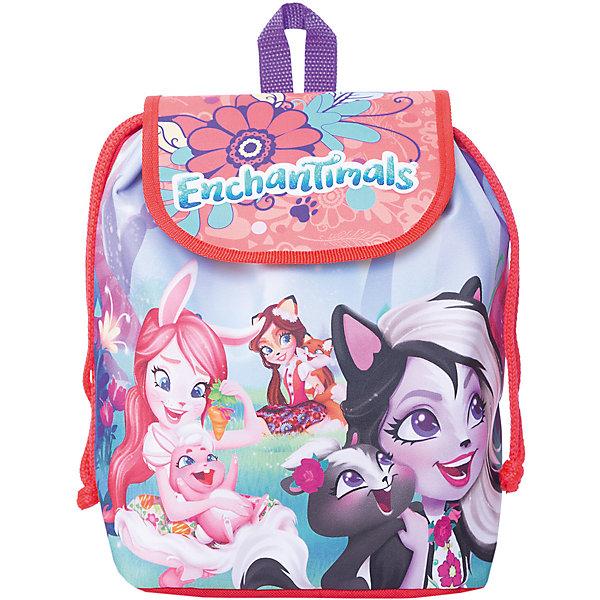 Купить Детский рюкзак Centrum «Enchantimals», Россия, разноцветный, Женский