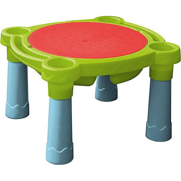 Купить Игровой стол PalPlay для воды и песка, PalPlay, красно-голубой, Израиль, красный, Унисекс