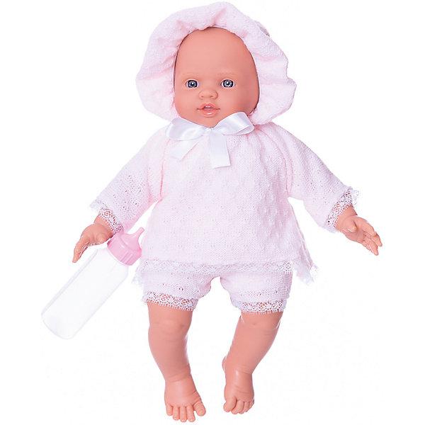 Asi Кукла-пупс Asi Popo в розовом костюмчике 36 см, арт 2393025