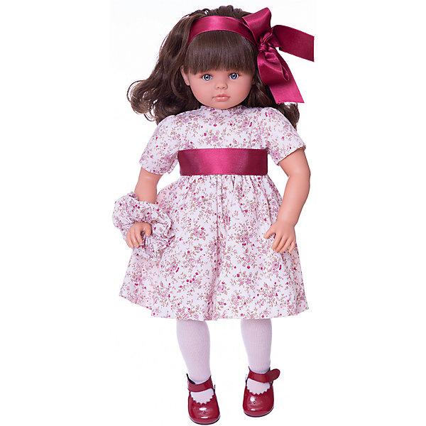 """Классическая кукла Asi """"Пепа"""" в бежевом платье, 57 см, Разноцветный"""