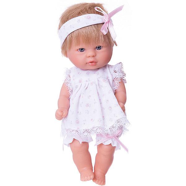 Asi Кукла Asi Пупсик с повязкой, 20 см куклы и одежда для кукол asi пупсик 20 см 112310