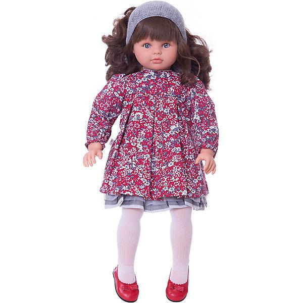Классическая кукла Asi Пепа в розовом платье, 60 смКлассические куклы<br>Характеристики:<br><br>• возраст: от 3 лет;<br>• материал: 100% винил, текстиль;<br>• комплектация: кукла, одежда;<br>• высота куклы: 60 см;<br>• вес: 1650 гр;<br>• размер: 66x28х43 см;<br>• страна бренда: Испания;<br>• бренд:  ASI.<br><br>Кукла ASI «Пепа», 60 см выполнена из винила с мягконабивным телом. С ней очень удобно играть, сажать ее на стульчик, катать в коляске. Она одета в яркое платье с цветочным принтом, украшенное атласным бантом насыщенного розового цвета.У этой куклы Пепа длинные густые каштановые волосы, блестящие как шелк, завиты в аккуратные локоны, большие голубые глаза, нежно-розовые губки - из года в год она очаровывает нас!<br><br>Куколка, ростом, 60 см выполнена из винила. Тело- мягконабивное. За счет этого кукла принимает естественные позы и практически невесома. Ручки и ножки фиксируются в различных положениях.<br><br>Куклу ASI «Пепа», 60 см можно купить в нашем интернет-магазине.<br>Ширина мм: 660; Глубина мм: 280; Высота мм: 140; Вес г: 165; Цвет: разноцветный; Возраст от месяцев: 36; Возраст до месяцев: 2147483647; Пол: Женский; Возраст: Детский; SKU: 8433058;
