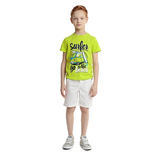 Фотография товара футболка PlayToday для мальчика (8435626)