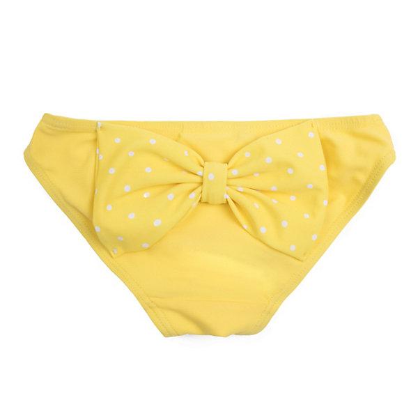Купить Плавки PlayToday для девочки, желтый, 92, 86, 80, 74, Женский