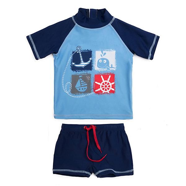 PlayToday Комплект PlayToday для мальчика футболки и топы playtoday футболка для мальчика большое плавание