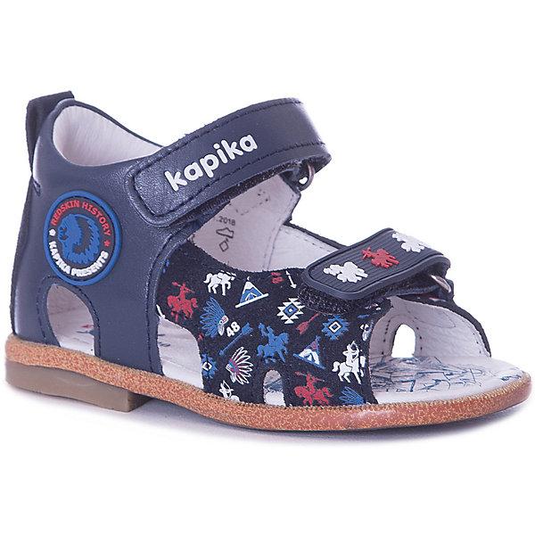 цена Kapika Сандалии Kapika онлайн в 2017 году