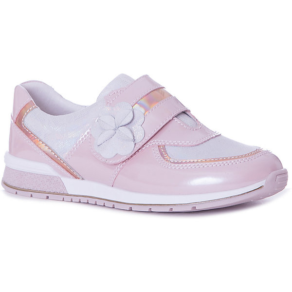Купить Кроссовки Kapika для девочки, Китай, розовый, Женский