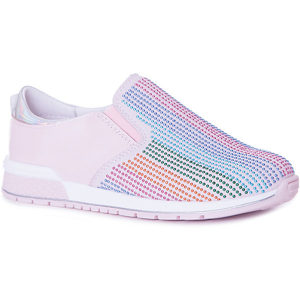 Kapika Кроссовки Kapika для девочки кроссовки для девочки kapika цвет фуксия белый 73296с 1 размер 34