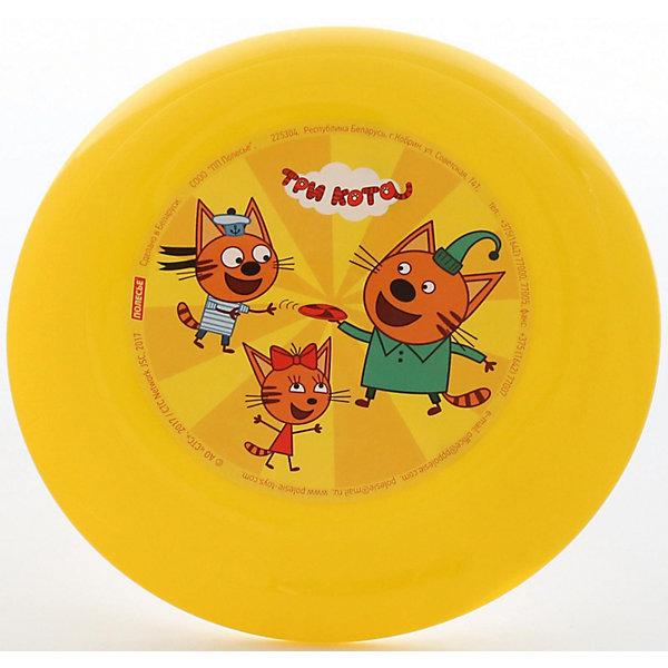 Фото - Полесье Летающая тарелка Полесье Три кота набор полесье infinity premium 1 цвет в ассортименте