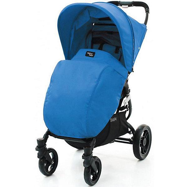 Накидка на ножки Valco baby Boot Cover Snap, Snap 4 / Ocean BlueАксессуары для колясок<br>Накидка на ножки Valco Baby Boot Cover — незаменимый для прогулок в холодное время аксессуар, который подходит для моделей колясок Snap и Snap 4. Накидка крепится к коляске при помощи липучек и крючков. Она защитит малыша от холода и ветра. <br>Особенности:<br>плотный непродуваемый высококачественный материал;<br>слой утеплителя;<br>подходит для моделей Snap и Snap 4.<br>Ширина мм: 200; Глубина мм: 100; Высота мм: 260; Вес г: 440; Цвет: синий; Возраст от месяцев: -2147483648; Возраст до месяцев: 2147483647; Пол: Унисекс; Возраст: Детский; SKU: 8445507;