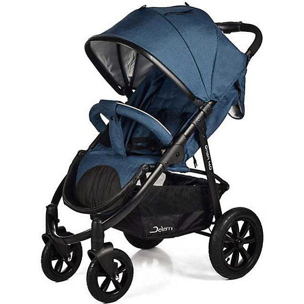 Купить Прогулочная коляска Jetem Orion 4.0, Blue, Китай, синий, Унисекс