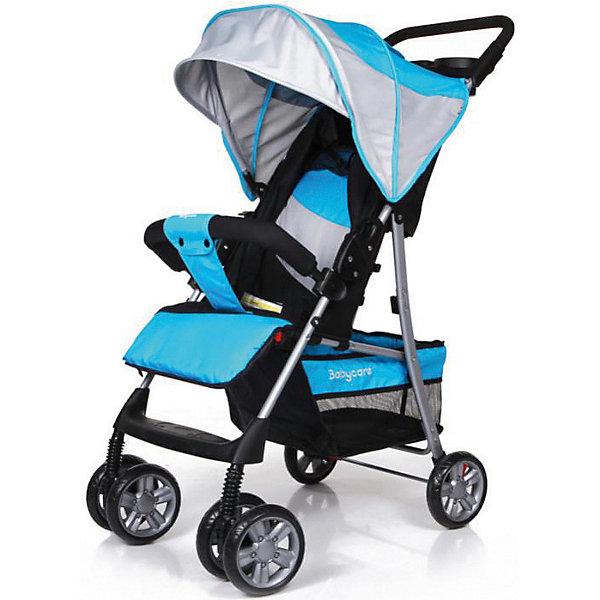Купить Прогулочная коляска Baby Care Shopper, Light Blue, Китай, голубой, Мужской