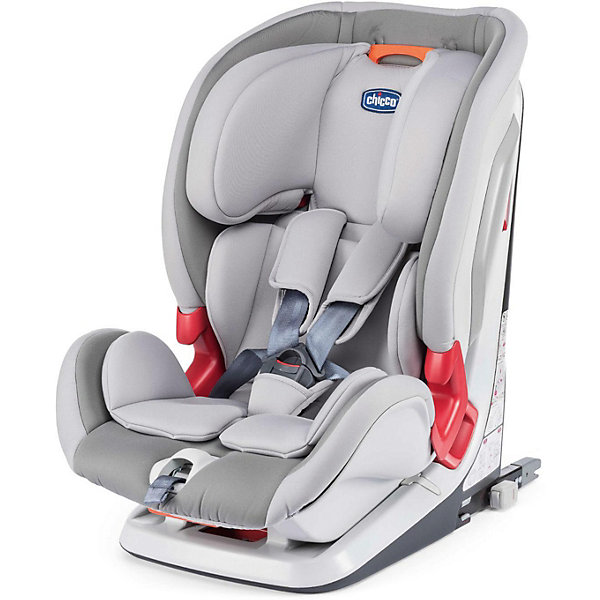 Автокресло Chicco Youniverse Fix Grey, группа 1/2/3Группа 1-2-3  (от 9 до 36 кг)<br>Характеристики: <br><br>• группа: 1-2-3;<br>• вес ребенка: 9-36 кг;<br>• возраст ребенка: от 12 месяцев до 12 лет;<br>• способ установки: лицом по ходу движения автомобиля;<br>• способ крепления: система Isofix, якорный ремень Top Tether;<br>• защита от боковых ударов;<br>• регулируемая высота подголовника;<br>• регулируемый угол наклона спинки: гр.1 – 3 положения, гр.2 – 2 положения, гр.3 – фиксированное положение;<br>• регулируемые по длине 5-ти точечные ремни безопасности;<br>• съемный чехол: стирка при температуре 30 градусов;<br>• материал: пластик, полиэстер;<br>• размер автокресла: 44х63/81х51 см;<br>• вес: 13,5 кг;<br>• стандарт безопасности: ECE R44/04.<br><br>Функциональное автокресло сопровождает вас при каждом путешествии машиной, обеспечивает безопасность и заботиться о здоровье ребенка на этапе его взросления от года до 12 лет. На каждом возрастном этапе имеются свои преимущества и функции для удобства ребенка в поездке на машине. <br><br>Регулируемые спинка и подголовник, использование внутренних ремней для маленького ребенка и штатных ремней для подросшего. Использование дополнительного якорного ремня для надежности установки и крепления автокресла. Возможность снять и постирать чехол. Автокресло YOUniverse Fix – незаменимый помощник для родителей, у которых есть автомобиль. <br><br>Важная информация для безопасности вашего ребенка! Поясные лямки должны быть расположены как можно ниже, с тем, чтобы прочно удерживали туловище на уровне таза.<br><br>Автокресло Chicco YOUniverse Fix Grey (Группа 1/2/3) можно купить в нашем интернем-магазине.<br>Ширина мм: 570; Глубина мм: 450; Высота мм: 700; Вес г: 15500; Цвет: серый; Возраст от месяцев: 12; Возраст до месяцев: 144; Пол: Унисекс; Возраст: Детский; SKU: 8449957;