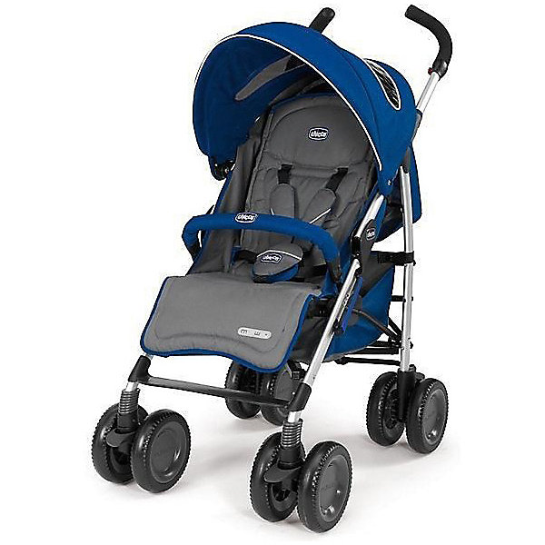 CHICCO Прогулочная коляска Chicco Multiway 2 Blue коляска трость chicco multiway evo цвет blue