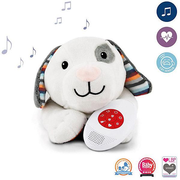 ZaZu Музыкальная мягкая игрушка-комфортер Zazu Декс
