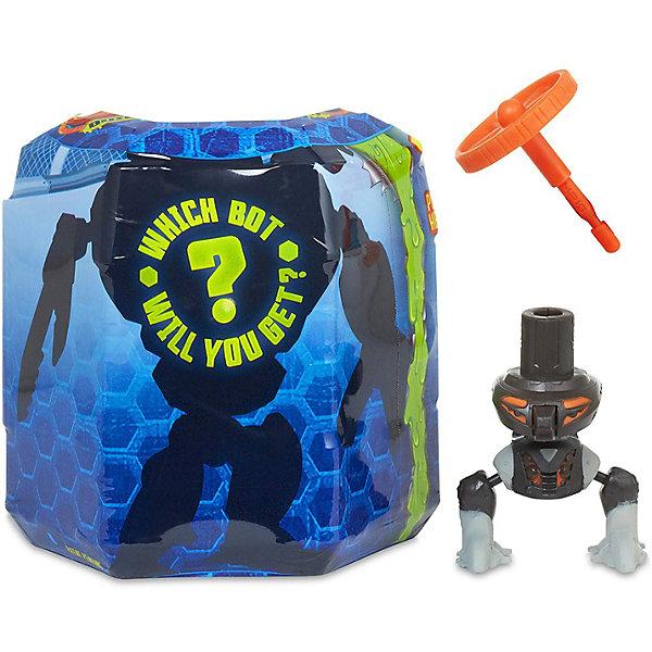 MGA Игровой набор Entertainment Ready2Robot Капсула и минибот, 3