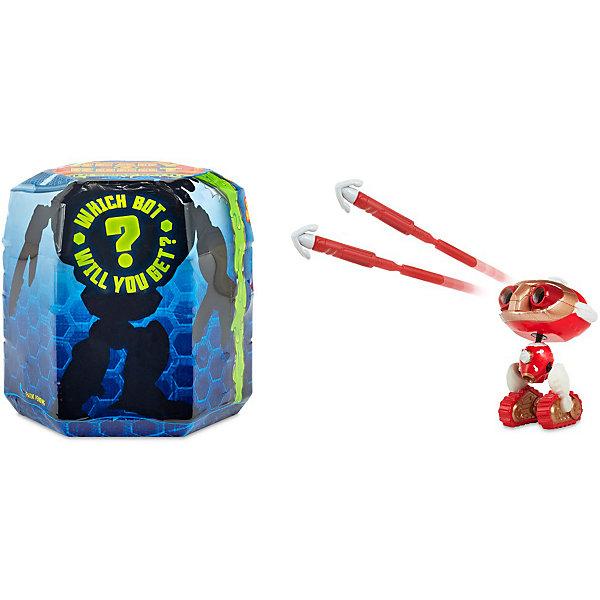 MGA Игровой набор Entertainment Ready2Robot Капсула и минибот, 2