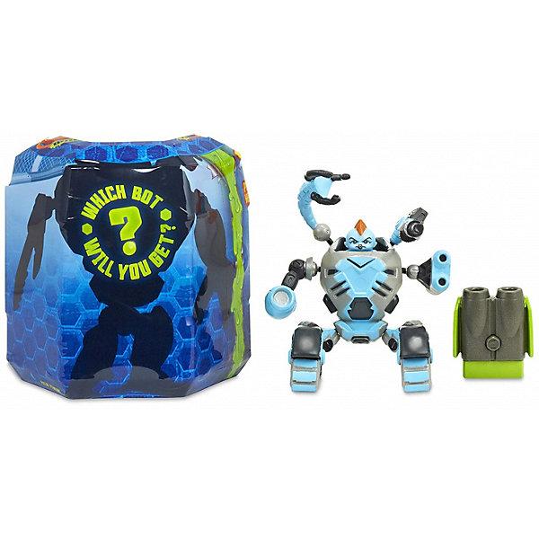 MGA Игровой набор MGA Entertainment Ready2Robot Две капсулы, Сокрушитель и оружие mga игровой набор mga entertainment ready2robot капсула и минибот набор 3