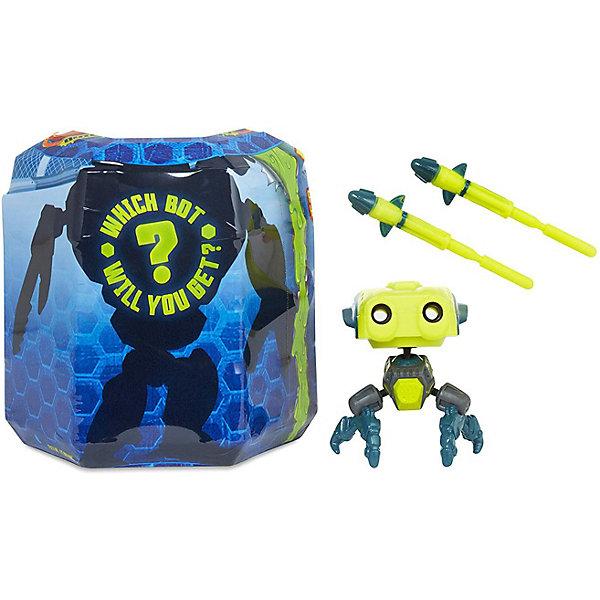MGA Игровой набор Entertainment Ready2Robot Капсула и минибот, 1