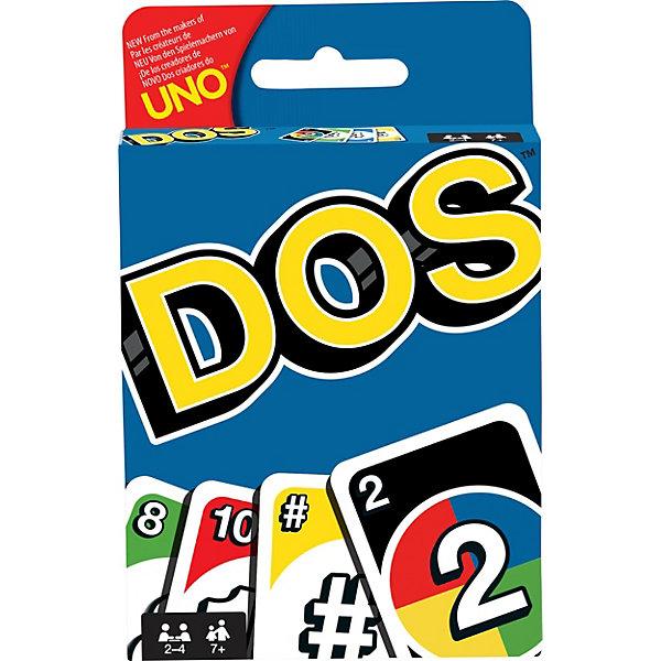 Mattel Карточная игра Mattel Games DOS