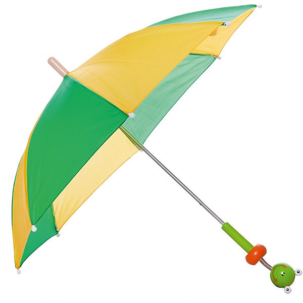 Classic World Зонт Classic World Лягушонок, с ручкой mini world mn202