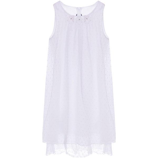 Платье Original Marines для девочкиПлатья и сарафаны<br>Характеристики товара:<br><br>• цвет: розовый;<br>• состав ткани: 100% полиэстер // 91% хлопок, 9% эластан;<br>• сезон: лето;<br>• застежка: молния;<br>• без рукавов; <br>• страна бренда: Италия.<br><br>Стильное платье для девочек - от итальянского бренда Original Marines, известного отличным качеством вещей и их стильным дизайном. Модное легкое платье для девочки - прямого свободного силуэта, хорошо смотрится на различных типах фигур. Цвет и дизайн детского платья отлично подходит для ношения в особых случаев. Платье для ребенка сделано из легкого материала, подкладка- ткань с высоким содержанием натурального хлопка. <br><br>Платье Original Marines (Ориджинал Маринс) для девочки можно купить в нашем интернет-магазине.<br>Ширина мм: 236; Глубина мм: 16; Высота мм: 184; Вес г: 177; Цвет: белый; Возраст от месяцев: 48; Возраст до месяцев: 60; Пол: Женский; Возраст: Детский; Размер: 104,116,92; SKU: 8492505;