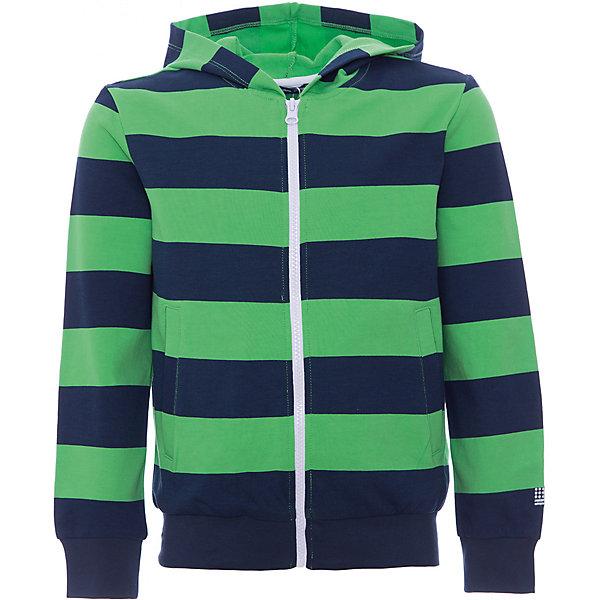Толстовка Original Marines для мальчикаТолстовки<br>Характеристики товара:<br><br>• цвет: зеленый, синий;<br>• состав ткани: 100% хлопок;<br>• сезон: демисезон;<br>• особенности модели: с капюшоном;<br>• застежка: молния;<br>• длинные рукава;<br>• страна бренда: Италия.<br><br>Полосатая детская толстовка с молнией выполнена в универсальной расцветке, которая будет сочетаться и с джинсами, и с брюками различных стилей. Толстовка для ребенка дополнена эластичными манжетами на рукавах и резинкой по низу - это обеспечивает комфортную посадку и помогает вещи не сползать. Толстовка для детей - с капюшоном. Итальянский бренд Original Marines - это модная детская одежда европейского качества. <br><br>Толстовку Original Marines (Ориджинал Маринс) для мальчика можно купить в нашем интернет-магазине.<br>Ширина мм: 199; Глубина мм: 10; Высота мм: 161; Вес г: 151; Цвет: зеленый; Возраст от месяцев: 120; Возраст до месяцев: 132; Пол: Мужской; Возраст: Детский; Размер: 140,152,128; SKU: 8492548;