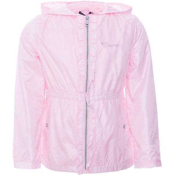 Куртка Original Marines для девочкиВерхняя одежда<br>Характеристики товара:<br><br>• цвет: розовый;<br>• состав ткани: 100% полиэстер;<br>• подкладка: 65% полиэстер, 35% хлопок ;<br>• утеплитель: нет;<br>• сезон: демисезон;<br>• температурный режим: от +15 до +20;<br>• особенности модели: с капюшоном;<br>• застежка: молния;<br>• страна бренда: Италия.<br><br>Эта куртка для детей от итальянского бренда Original Marines - качественная вещь, созданная европейскими дизайнерами. Эта детская куртка рассчитана на ношение в межсезонье - она отлично защищает от проникновения прохладного воздуха. Куртка для ребенка стильно смотрится, она дополнена капюшоном, силуэт -приталенный. Детская куртка создает комфортные условия в прохладную погоду и удобно сидит по фигуре. <br><br>Куртку Original Marines (Ориджинал Маринс) для девочки можно купить в нашем интернет-магазине.<br>Ширина мм: 356; Глубина мм: 10; Высота мм: 245; Вес г: 519; Цвет: розовый; Возраст от месяцев: 144; Возраст до месяцев: 156; Пол: Женский; Возраст: Детский; Размер: 152,128,140; SKU: 8492611;