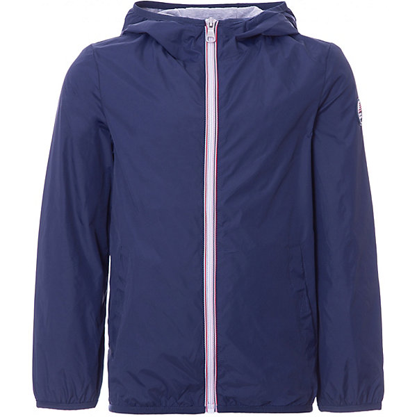 Куртка Original Marines для мальчикаВерхняя одежда<br>Характеристики товара:<br><br>• цвет: синий;<br>• состав ткани: 55% хлопок, 45% полиамид;<br>• подкладка: 65% полиэстер, 35% хлопок;<br>• утеплитель: нет;<br>• сезон: демисезон;<br>• температурный режим: от +15 до +20;<br>• особенности модели: с капюшоном;<br>• застежка: молния;<br>• страна бренда: Италия.<br><br>Такая детская куртка рассчитана на ношение в прохладную погоду - она пригодится в холодные летние вечера и время межсезонья. Куртка для ребенка стильно смотрится, она дополнена капюшоном и молнией. Детская куртка создает комфортные условия в прохладную погоду и удобно сидит по фигуре. Куртка для детей от итальянского бренда Original Marines - качественная вещь, созданная европейскими дизайнерами. <br><br>Куртку Original Marines (Ориджинал Маринс) для мальчика можно купить в нашем интернет-магазине.<br>Ширина мм: 356; Глубина мм: 10; Высота мм: 245; Вес г: 519; Цвет: темно-синий; Возраст от месяцев: 96; Возраст до месяцев: 108; Пол: Мужской; Возраст: Детский; Размер: 128,152,140; SKU: 8492625;